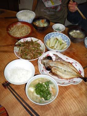 味噌汁日記 根菜のトン汁風_b0126182_2291920.jpg