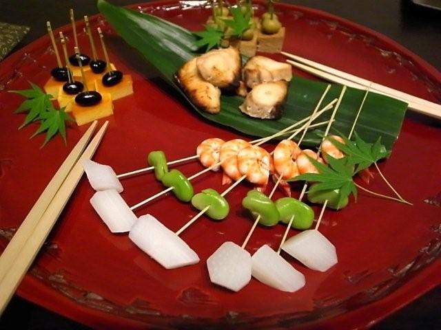和のパーティ料理に学ぶ余白の美_d0122797_224612100.jpg