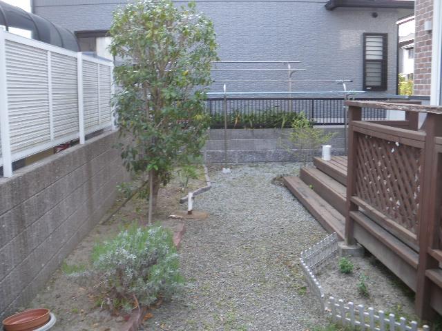 庭樹剪定です_c0186441_22181297.jpg