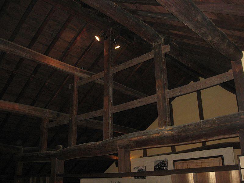 旧寺内町 富田林の巨大町家建築群Ⅱ (※大阪府富田林市)_f0139570_1215832.jpg