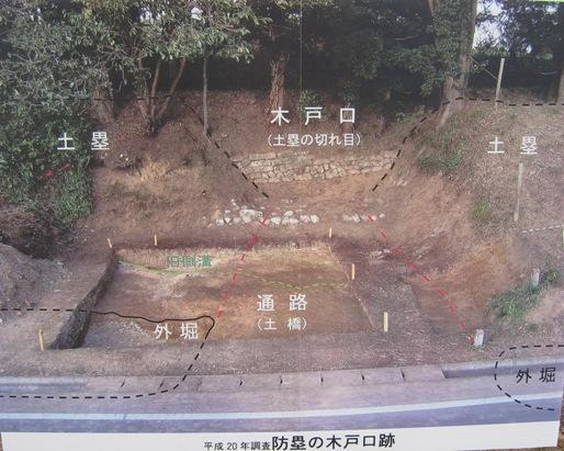 「阿津賀志山防塁」現地説明会②_a0087378_5422433.jpg