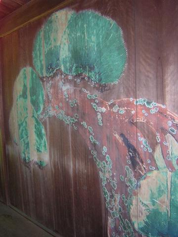 京都「粟田神社神楽殿」に神坂雪佳の板絵を訪ねる_d0027290_17302294.jpg