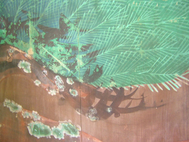 京都「粟田神社神楽殿」に神坂雪佳の板絵を訪ねる_d0027290_17311752.jpg