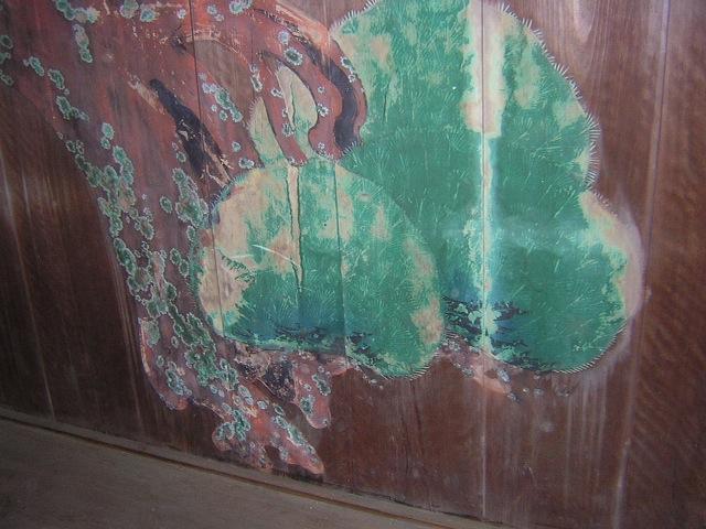 京都「粟田神社神楽殿」に神坂雪佳の板絵を訪ねる_d0027290_17373136.jpg