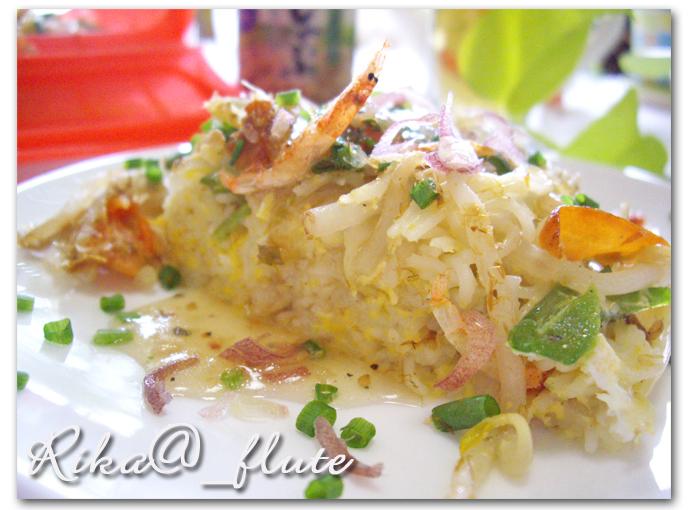 そーめんちゃんぷるーの卵蒸し ◆ルクエでお料理その10◆_c0103827_14443178.jpg