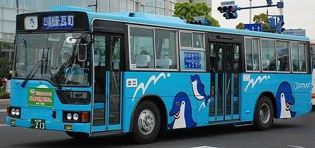 ことでんバスのエアロスターM_e0030537_11046.jpg