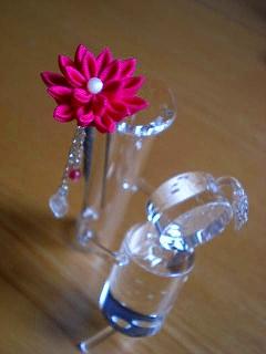 小さなUピンで、お花畑_e0168583_8532836.jpg