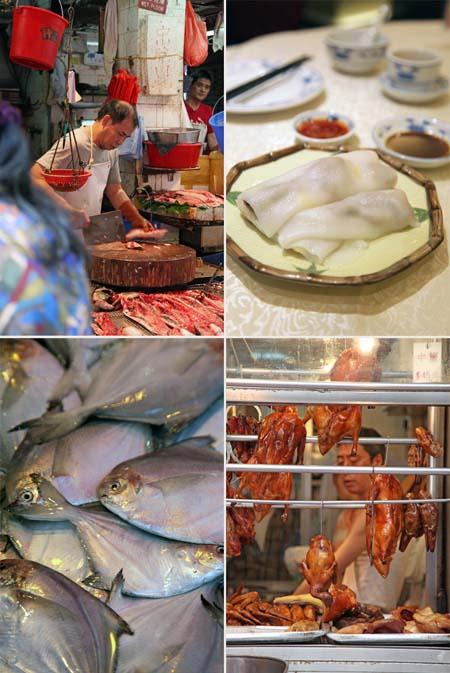 香港 食料品の市場_b0117234_2392110.jpg