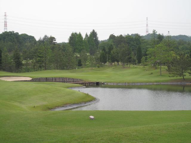 今日もゴルフでした。_c0126359_1818784.jpg