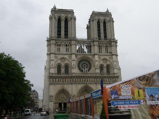 パリ・ノートルダム大聖堂 -その1-_f0189467_3546.jpg