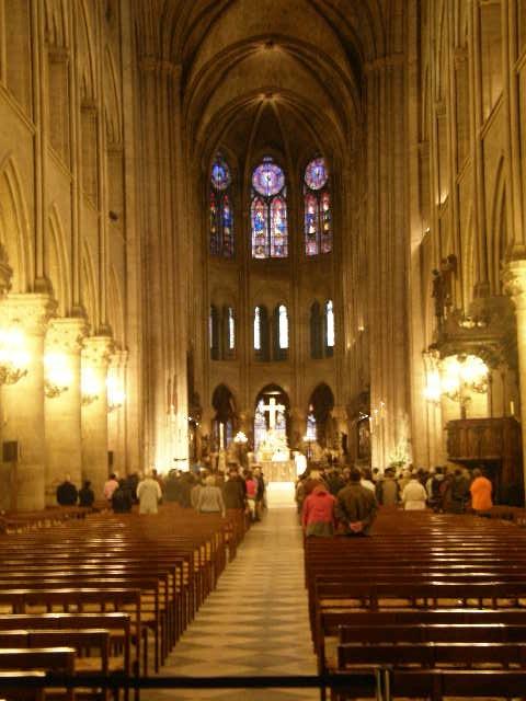 パリ・ノートルダム大聖堂 -その1-_f0189467_371521.jpg