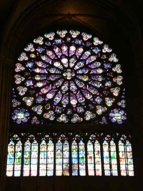 パリ・ノートルダム大聖堂 -その1-_f0189467_391355.jpg