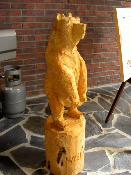 ある日 森の中 クマさん 逃げよう _c0027188_1941039.jpg