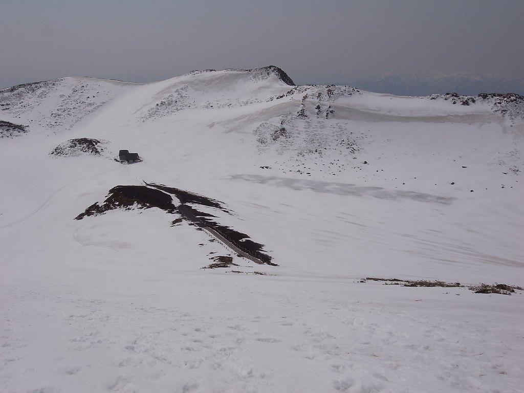 5月2日、秋田駒ヶ岳の登り-写真編-_f0138096_10401867.jpg