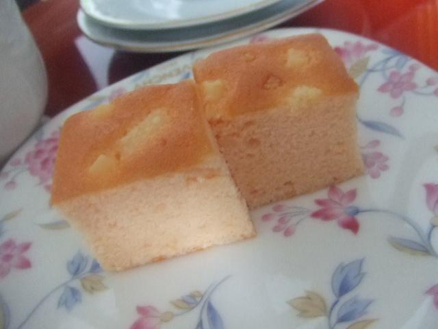 白桃チーズケーキ_f0076001_23191413.jpg