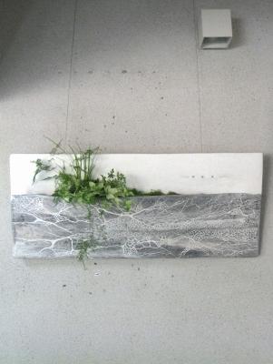 ライムアート・ポケット ガーデンの生け込み完了_e0010418_1855176.jpg