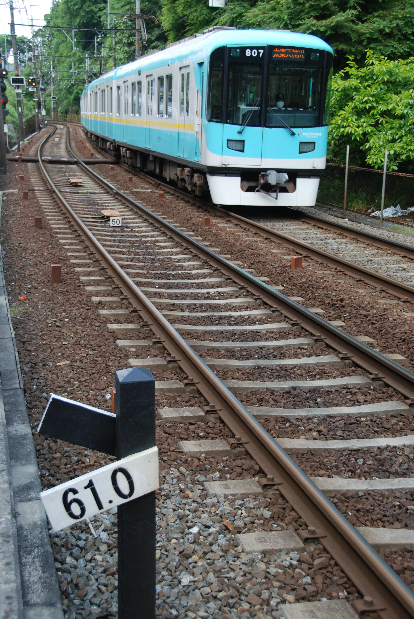 京阪大津線 撮り歩きの旅④ 61パ...