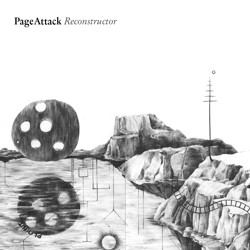 PageAttack - 『Reconstructor e.p.』[candl08]