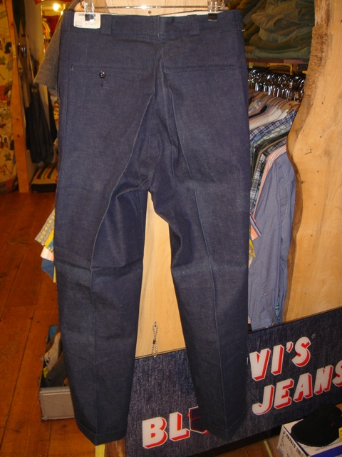 DENIM TROUSERS_c0146178_12325050.jpg