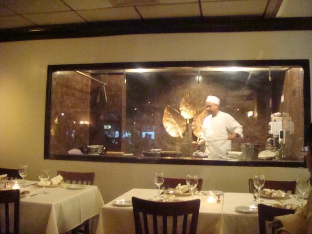 遊んだあとの食事はインド料理、_d0100880_22104869.jpg