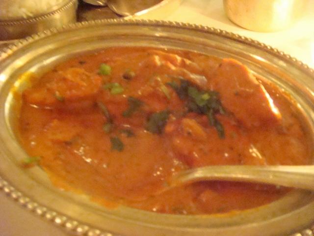 遊んだあとの食事はインド料理、_d0100880_22163387.jpg