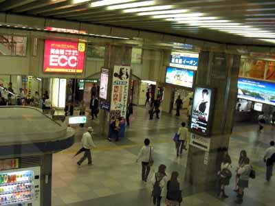 天王寺駅ビル中2階「サンマルクカフェ」♪_d0136282_1034135.jpg