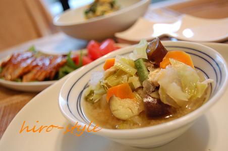 具だくさん・味噌スープ♪_c0128886_757347.jpg