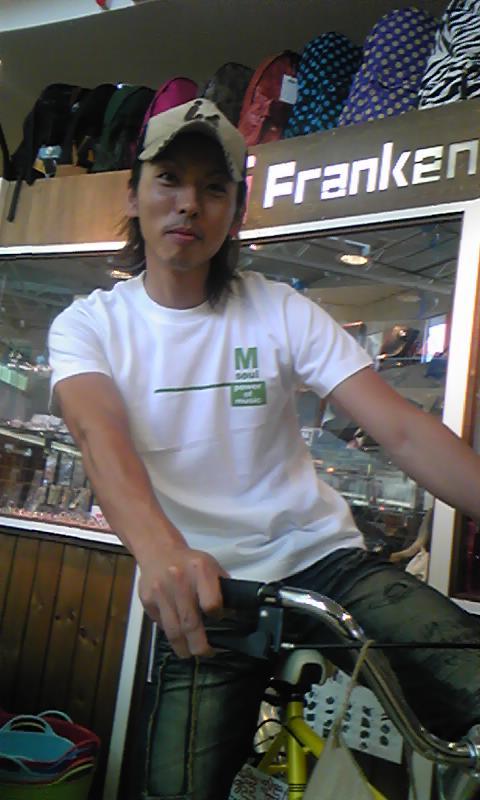 Tシャツ完成ぃぃ(^O^)/_e0002794_21141585.jpg