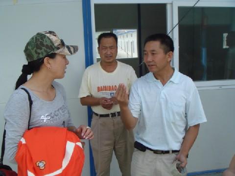 08年四川大地震被災地調査報告 11 茂県鳳儀鎮学校_c0162425_2118687.jpg