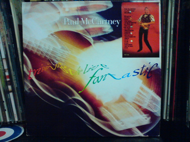 Paul McCartney / Tripping The Live Fantastic_c0104445_034230.jpg