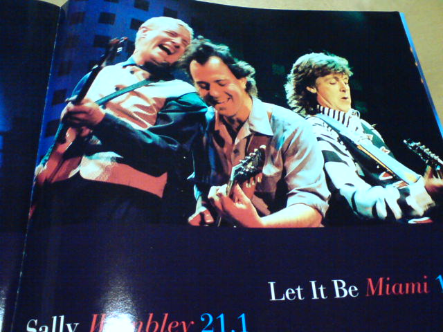 Paul McCartney / Tripping The Live Fantastic_c0104445_044740.jpg