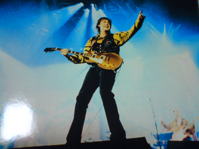 Paul McCartney / Tripping The Live Fantastic_c0104445_052166.jpg
