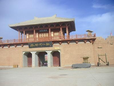 陽関博物館 ~yang・guanーpass_f0146802_2305987.jpg