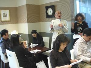グルメ達が集まって「エゾシカを食べる会」開催。#352_e0068533_13183242.jpg