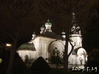 函館ハリスト正教会