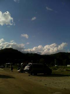 すっかり快晴です。 木曽の山々   そして総括。_f0073557_1714687.jpg