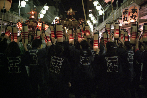 Matsubara Shrine Annual Festival (2008)