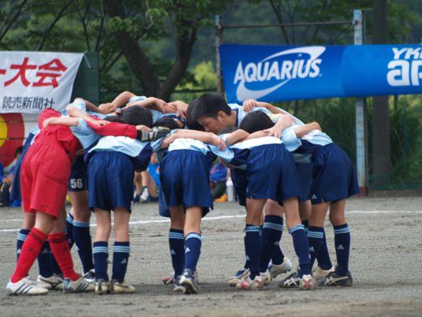 全日本少年サッカー大会県予選_a0109316_16241981.jpg