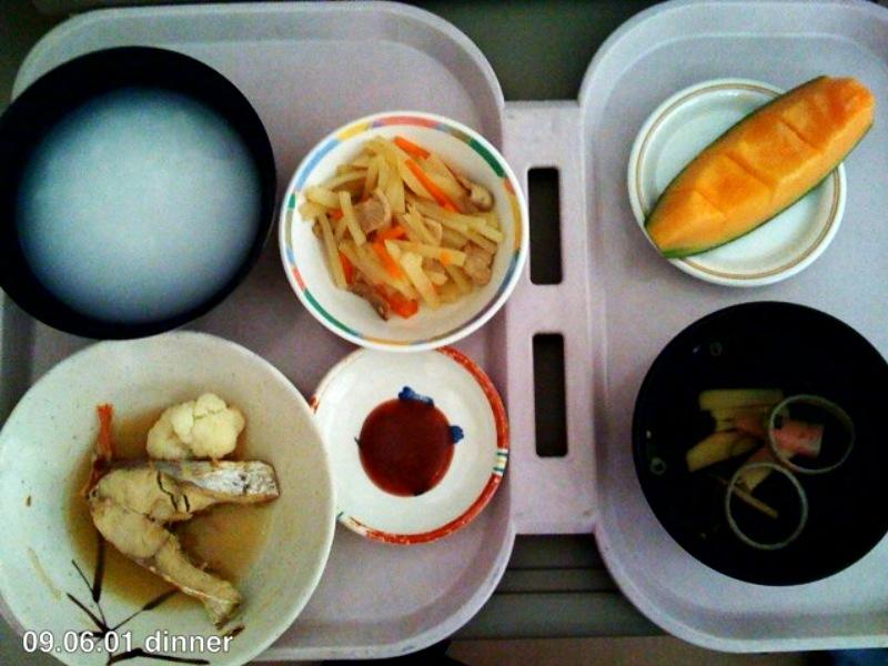 ●入院4日目の夕食_a0033733_2082130.jpg