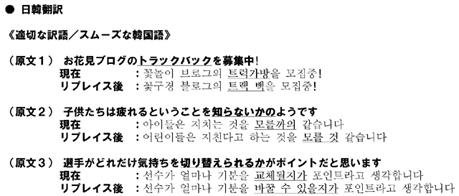 6月1日:1日42万人超が利用する、翻訳No.1サイト『エキサイト翻訳』の韓国語翻訳エンジンをリプレイス_c0036465_12274626.jpg