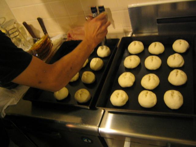 【オーブン試運転・・・。】_b0187479_15545571.jpg