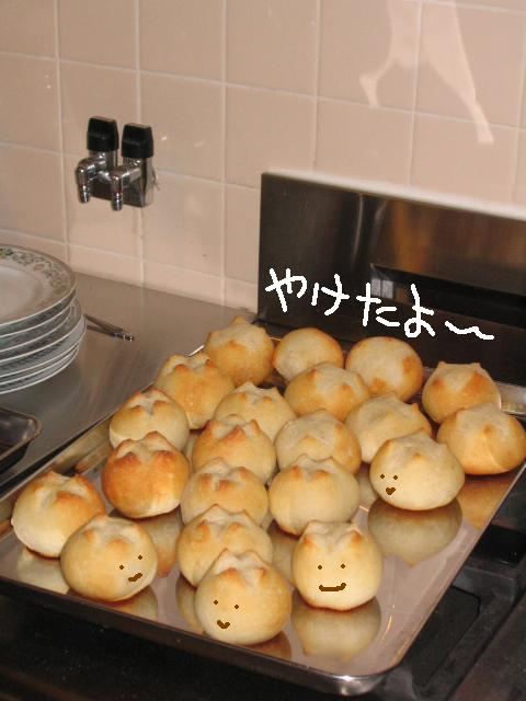 【オーブン試運転・・・。】_b0187479_15555436.jpg