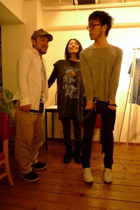 Oniさんとタンタン。_f0170995_23365117.jpg