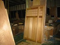 杉の板戸を作りました_e0157606_19394916.jpg
