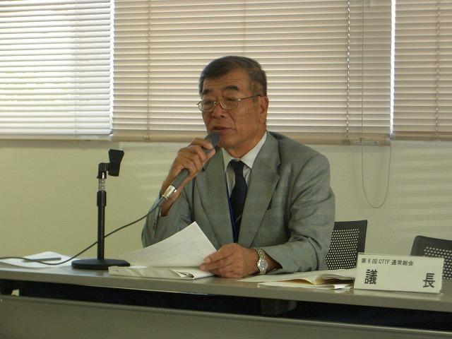 NPO法人コミュニティシンクタンクふじの解散総会_f0141310_23554234.jpg