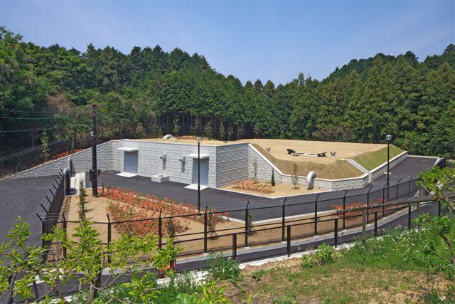 明日香調整池築造工事(土木) 完成レポート_b0139220_1663966.jpg