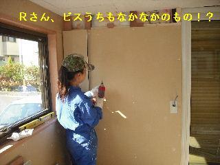 ウッドデッキ改修工事7日目_f0031037_21353591.jpg