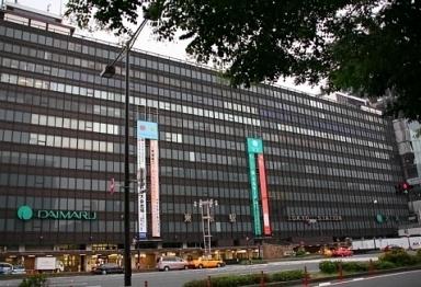 東京駅 鉄道会館ビル_c0019551_1451126.jpg