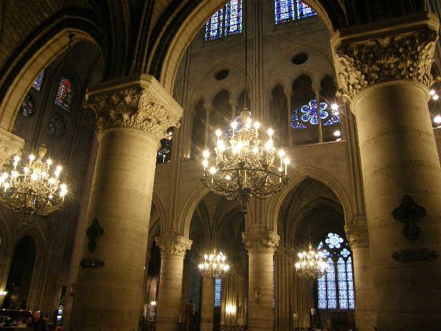 パリ・ノートルダム大聖堂 -その2-_f0189467_3593575.jpg