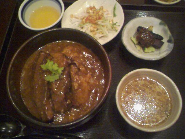昼飯@華家_f0197703_15272427.jpg